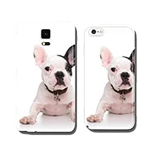 baby french bulldog puppy standing on its front paws cell phone cover case iPhone6 Plus