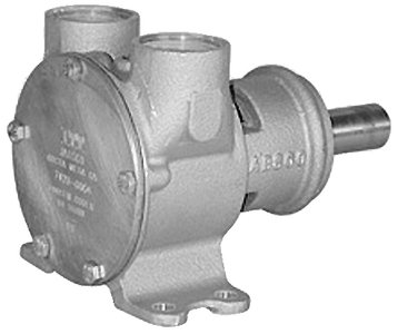 Itt Jabsco Cooling Pump V8-375 HP 7420-1001