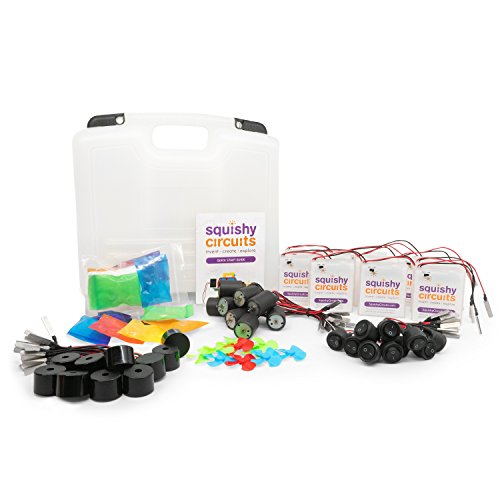 Squishy Circuits Group Kit