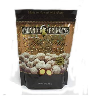 The Original Mele Macs Toffee Coated Macadamias - 15 ounce (425g) bag