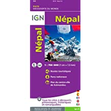 IGN /85107 NÉPAL - NEPAL