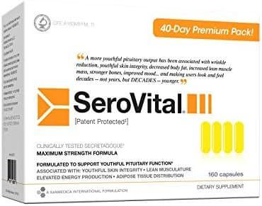 SeroVital, 160 Count