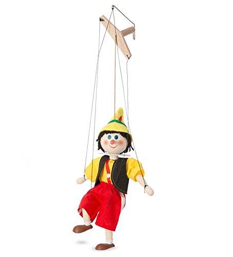 Marionette Puppet, Boy