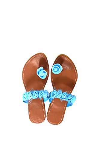 Women's Slipper Decot Blue paradise Sky ATgx45pq