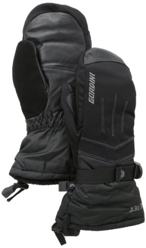 Gordini Women's Gtx Down Mitts, Black, Small