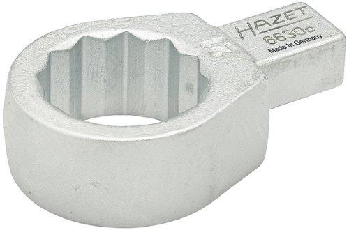 Hazet 6630 C-14 45 mm 12ポイントTractionプロファイル挿入box-endレンチ – クロムメッキby Hazet B01N75H2Y0