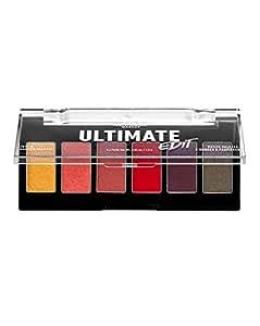 NYX MAKEUP Ultimate Edit Petite Eye Shadow Palette(39g) -Phoenix