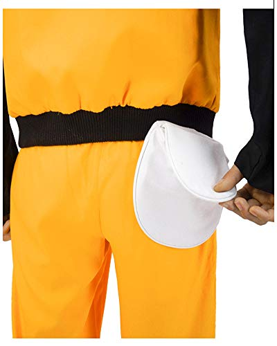 DAZCOS Waist Pouch Kunai Bag Cosplay Accessories for