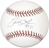 Esteban Loaiza Pittsburgh Pirates Autographed Baseball - Fanatics Authentic Certified - Autographed Baseballs