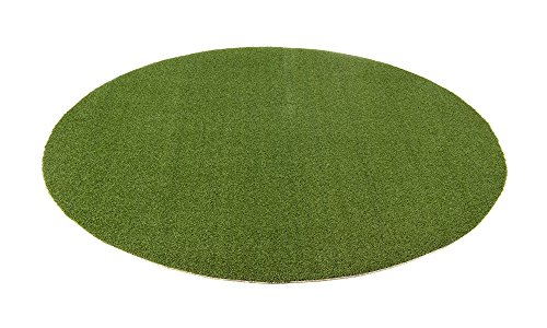 All Turf Mats Pro-Ball On Deck Circle Hitting Mat - 5 feet Diameter ()