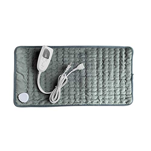 Physiotherapy Heating Pad, Electric Heating Pad, Small Electric Blanket, for Neck Shoulder Back Knee Muscle Menstrual Pain Relief Machine Home Office Use,Green (Left Shoulder And Neck Pain Causing Headaches)