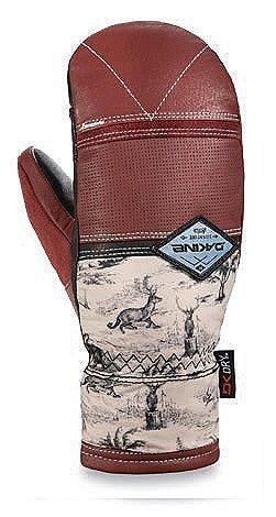 Damen Handschuh Dakine Team Fleetwood Mittens