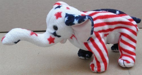 Righty 2000 the Elephant - Ty Beanie Baby by (Elephant Beanie Babies)