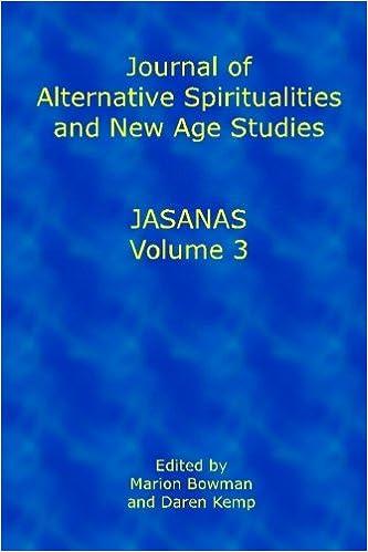 Journal of Alternative Spiritualities and New Age Studies, Volume 3: v. 3