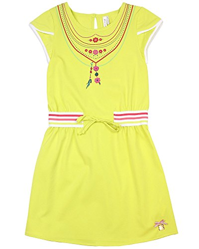 Deux par Deux Girls Skirt Flamingo Edit Sizes 5-12