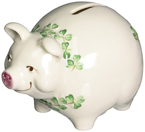 belleek-piggy-bank