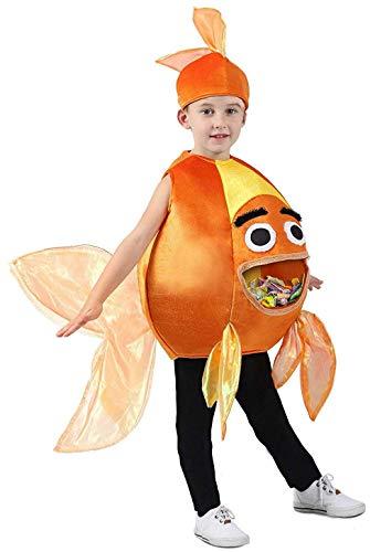 Goldfish Halloween Costume (Princess Paradise Feed Me Beta Fish Child's Costume,)