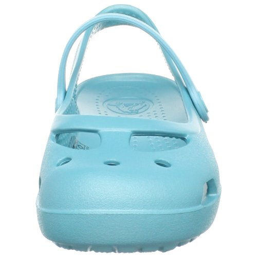 crocs Shayna Girls 11372 - Zuecos Niña Blu (Aqua)