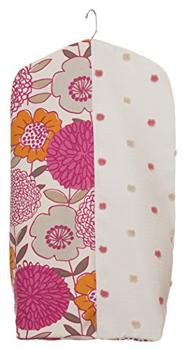 Glenna Jean Millie Diaper Stacker, Pink Dot