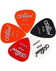 Guitar Picks Plectrum Plec Electric Acoustic Bass Assorted (5 Pieces)