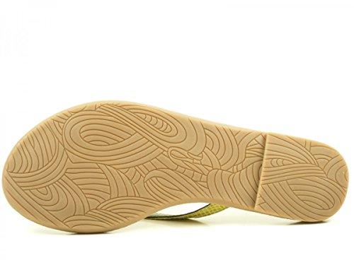 Tamaris 27115, Protectores de Dedos para Mujer Verde (Pistacchio 763)