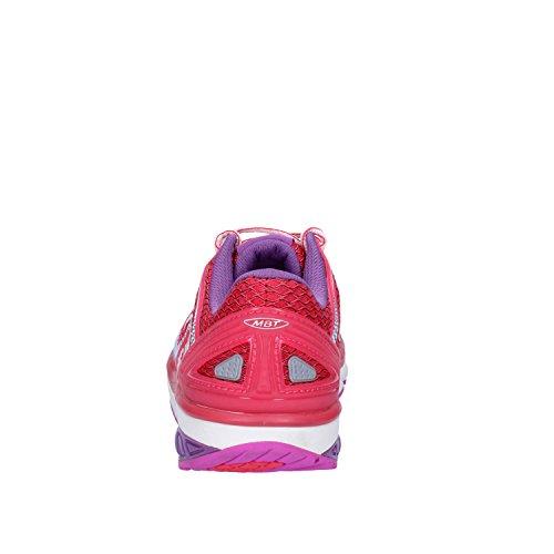 MBT Sneakers Damen 37 EU Fuchsie Textil