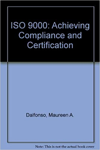 ISO 9000, 1996 Supplement Set: Achieving Compliance and ...