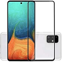 Samsung Galaxy Note 10 Lite Full Screen Coverage Edge to Edge Tempered Glass Screen Protector Guard