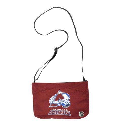NHL Colorado Avalanche Jersey Mini Purse ()