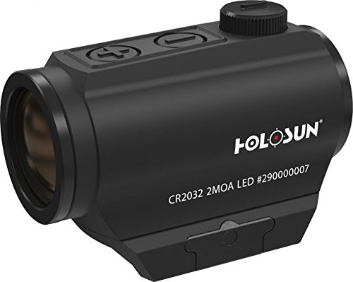 HOLOSUN HS403A Micro Red Dot Sight (2 MOA) by HOLOSUN
