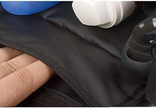 ハンギング大トイレタリーバッグ、女性男性、洗面用防水キットジムのバスルームシェービング、頑丈なフック付きマルチポーチメイクアップ化粧品のためのトラベルウォッシュバッグ