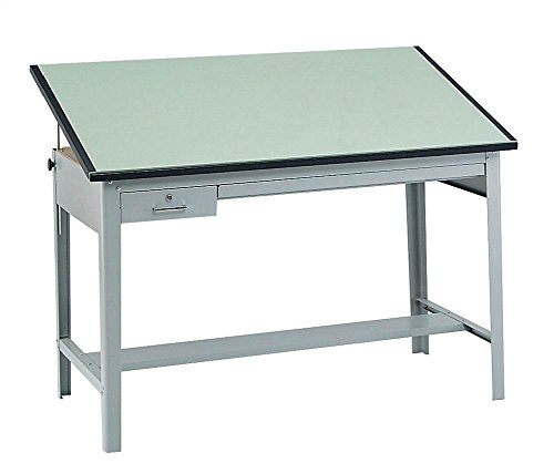 Precision Drafting Table (72 in. Drafting Board) - Safco Precision Drafting Table