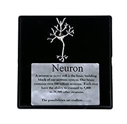Sterling Silver New Neuron Necklace