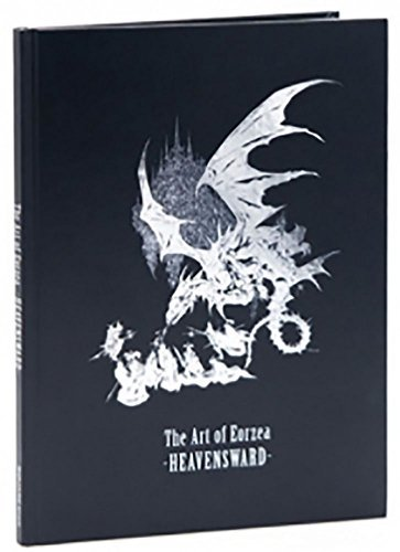 FINAL FANTASY XIV: Heavensward Collector's Edition Artbook - The Art Of Eorzea - Heavensward by SquareEnix (Image #1)