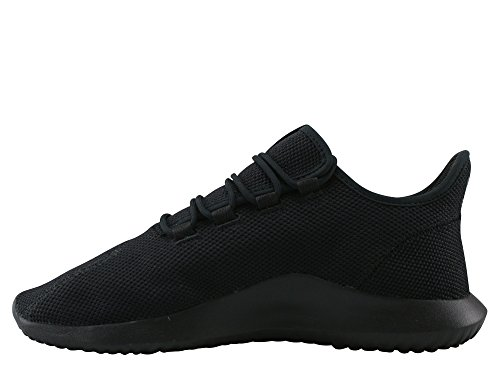 adidas Tubular Shadow, Zapatillas de Deporte para Hombre Negro (Negbas / Ftwbla / Negbas)