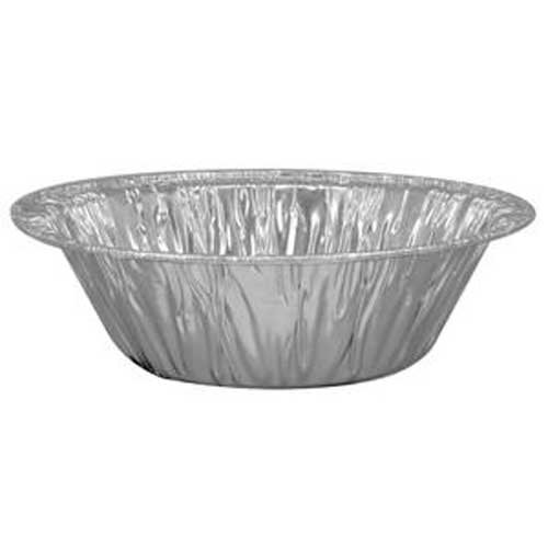 Handi Foil Pot Pie/Tart Pan, 12 Ounce Capacity -- 1000 per case. by Handi-Foil (Image #1)