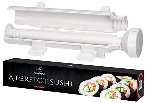 Maker Kit For Easy Sushi Rolling. - induction cooktops