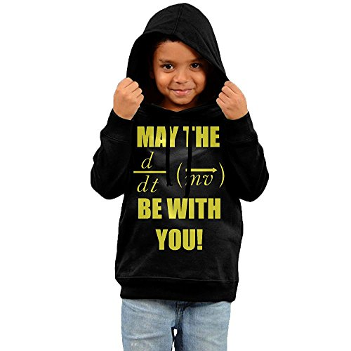 Yak Head Costume (Children's May The Force Be With You Sweater Black Size 4 Toddler)