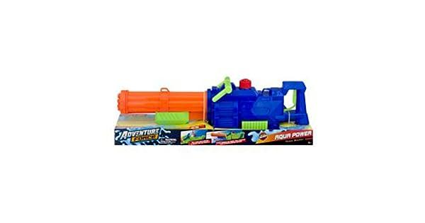 Amazon.com: Aventura Force Aqua Power Maxx Power Pistola de ...