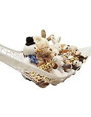 Vine Hammock for Soft Toy Baby Bedroom Tidy Kids Mesh Storage Idea for Nursery Play