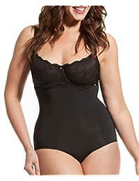 Plus Size Shapewear for Women Firm Tummy Control Slimming Body Shaper Girdle High-Waist Panty Brief
