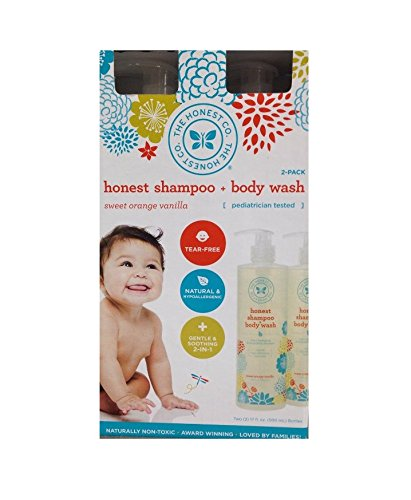 The Honest Company Shampoo & Body Wash