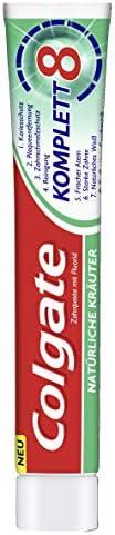 [Gesponsert]Colgate Zahnpasta Komplett natürliche Kräuter, 1er Pack (1 x 75 ml)