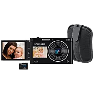 Samsung F-EC-DV300FBP 16M Dual View w/4G Card Case