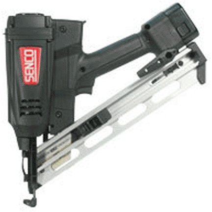 Senco GT65DA Cordless 15 Gauge Angled Finish Nailer, 1-1 4 to 2-1 2