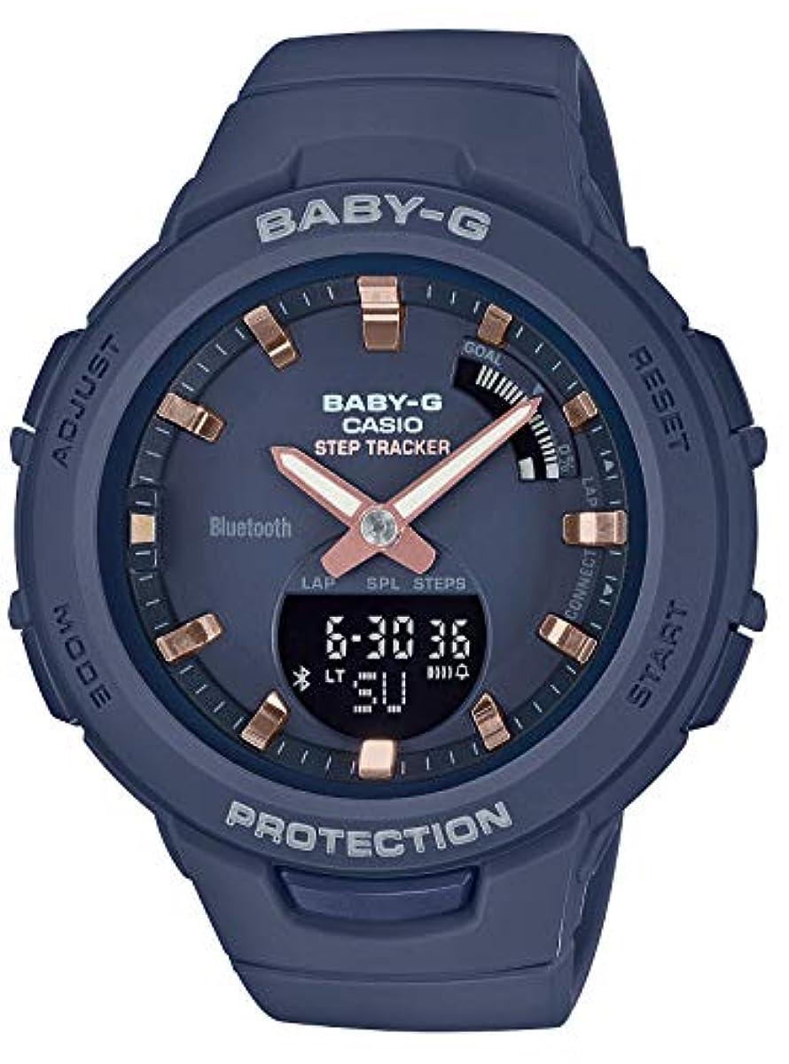 [해외] [카시오] 손목시계 BABY-G G-SQUAD BSA-B100-2AJF 레이디스