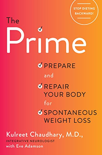 Prime Prepare Repair Spontaneous Weight ebook product image