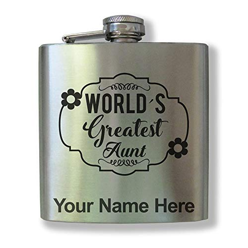 Stainless Steel Flask, World