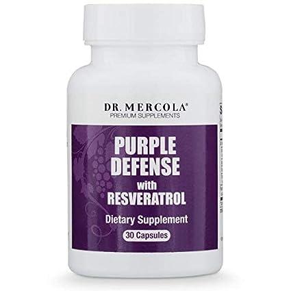 Los suplementos de alta calidad, púrpura Defensa - Dr. Mercola