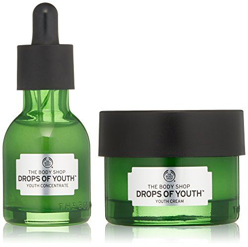 Gift Set Drop - The Body Shop Drops of Youth Skincare Collection Gift Set